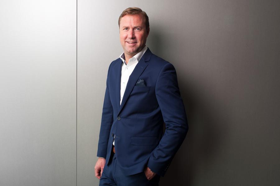 portretfoto Sven Roeleven