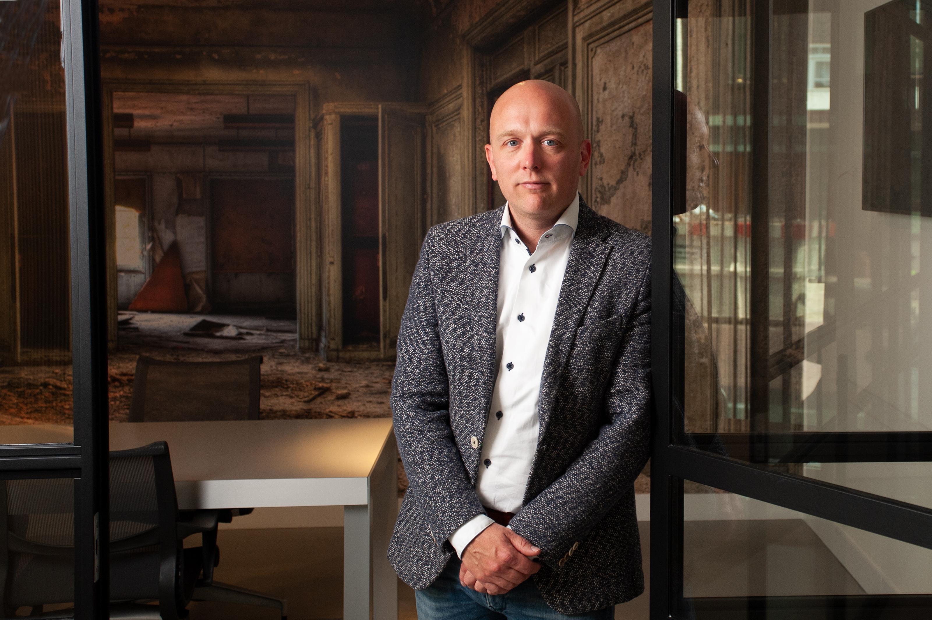 portretfoto Arthur Planken