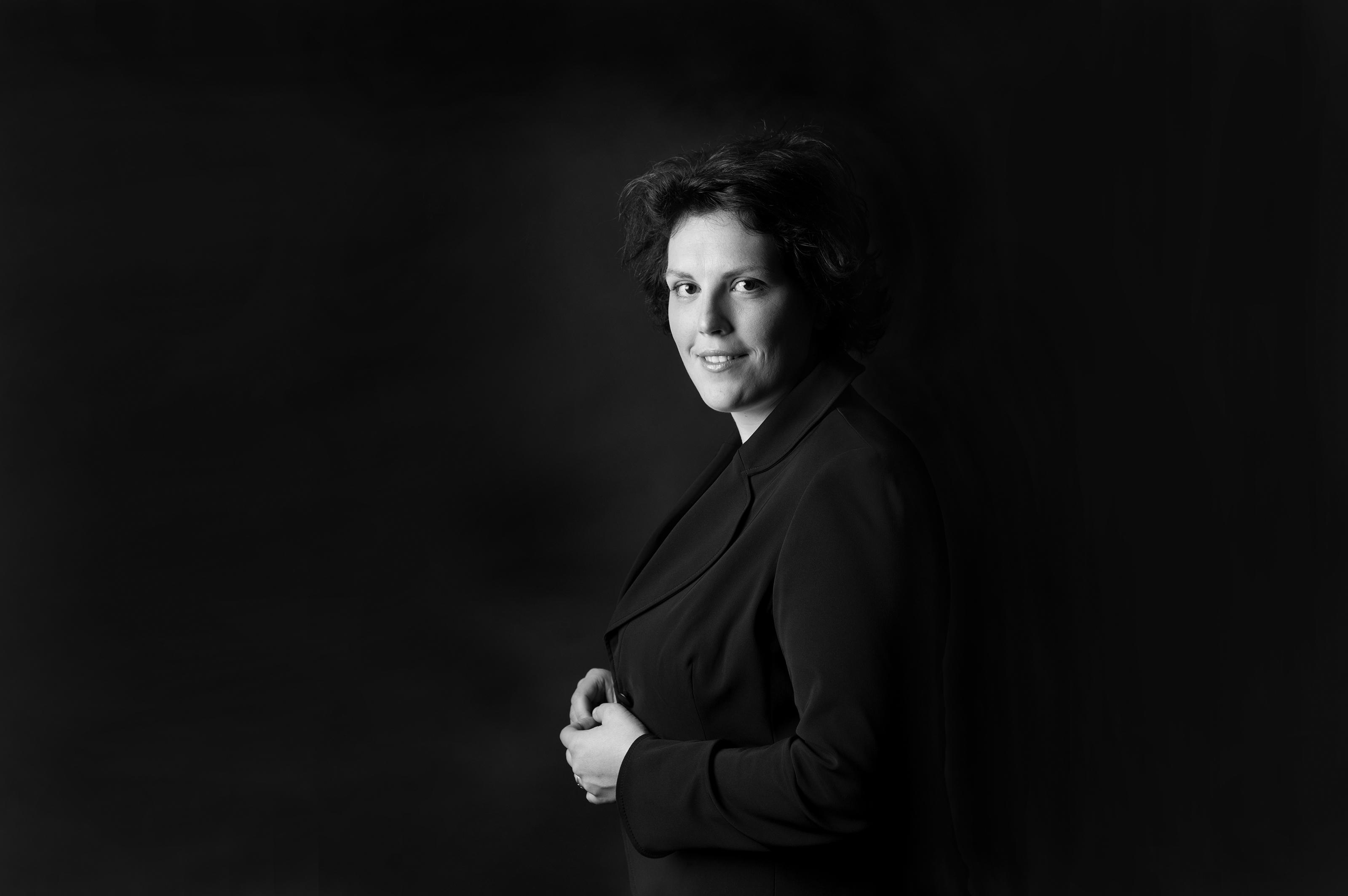 portretfoto Fabienne van Luin