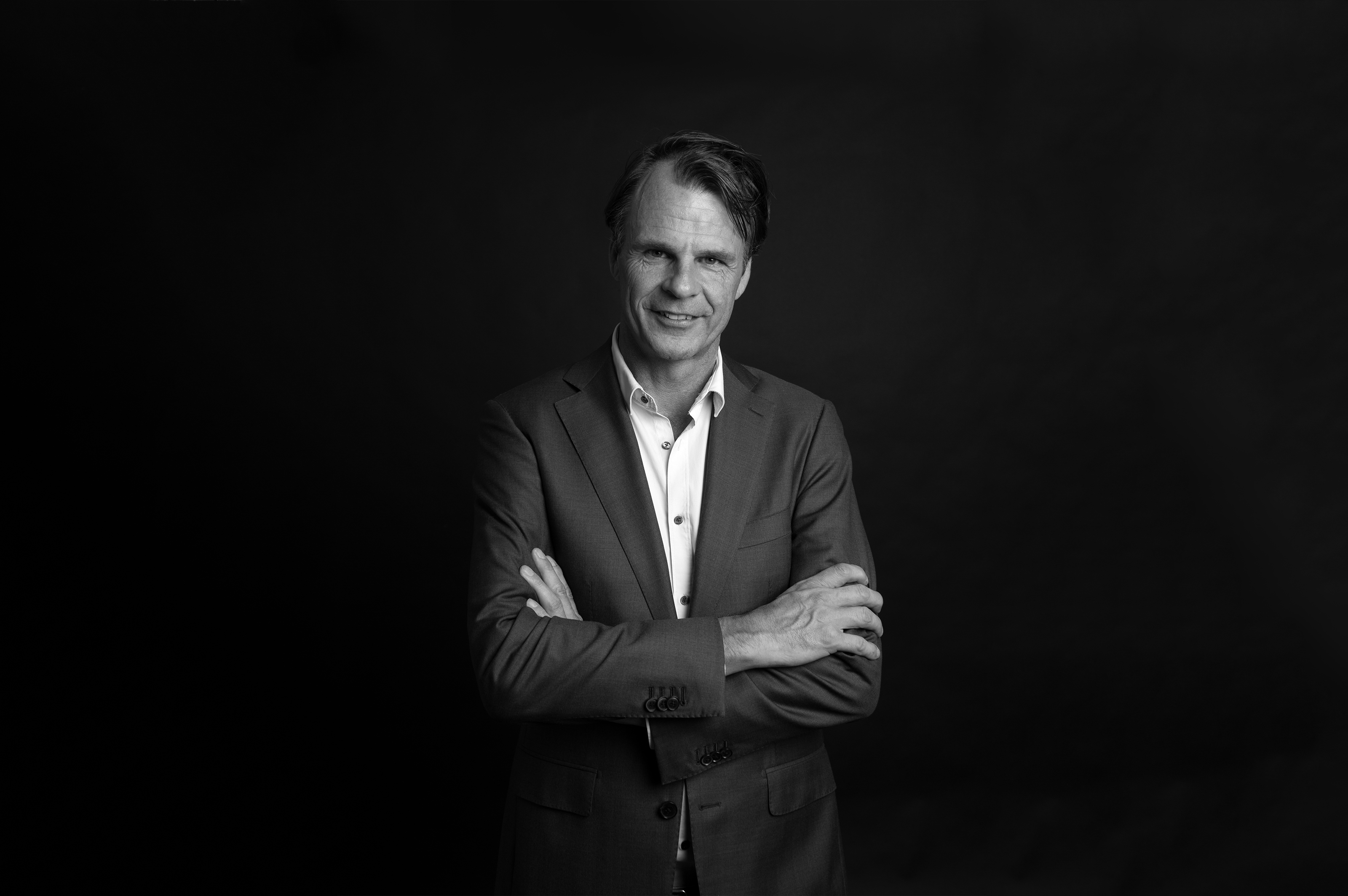 portretfoto Jurgen Delfos